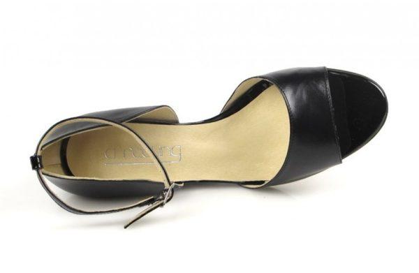 sandalias cuña con pulsera.o847