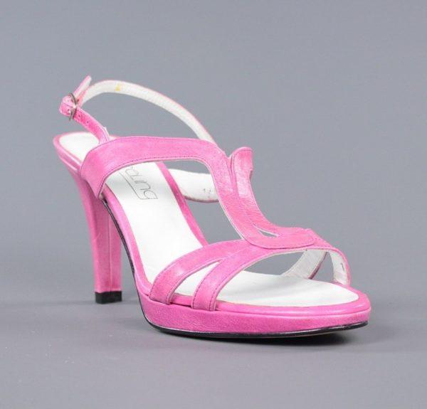 sandalias rosa palo.u520