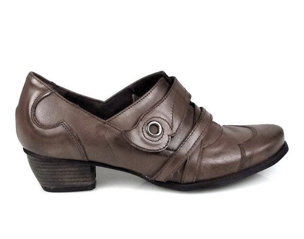 zapatos de mujer marrones. u788