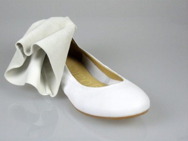 manoletina blanca .u789