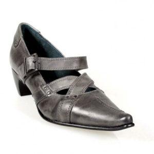 Zapato gris moderno.u799