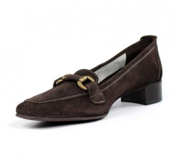 Zapatos marrones ante.u782