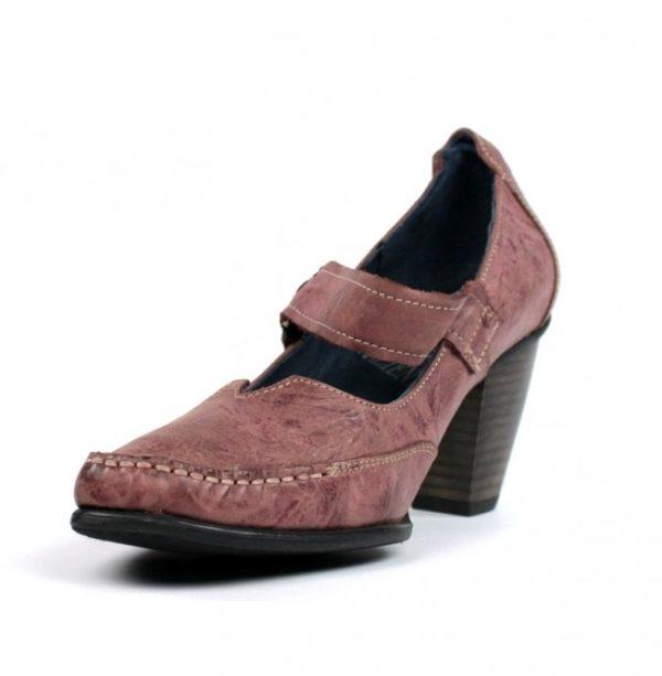 Zapatos mujer granates.u714eb