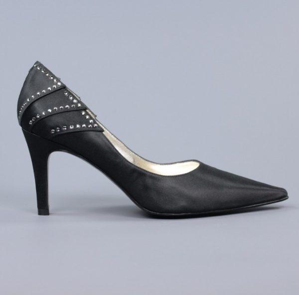 Zapato puntera raso.u691