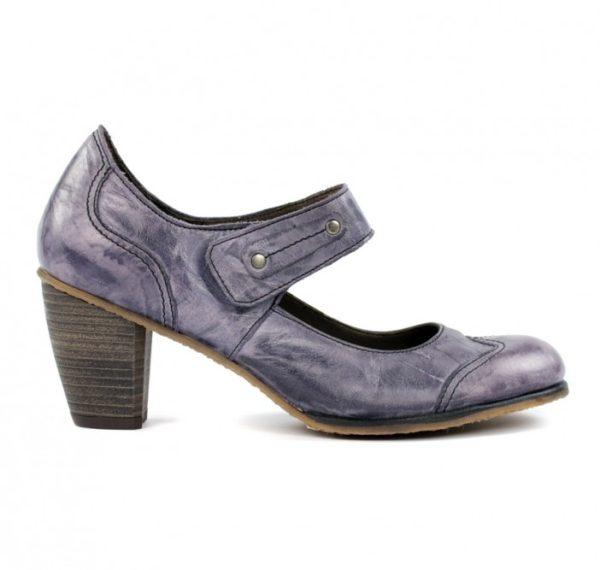 Zapato azulado.u743