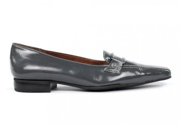Zapato plano gris.u785
