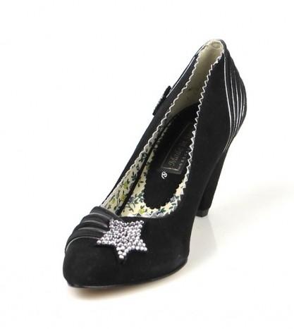 zapato negro miss 1342