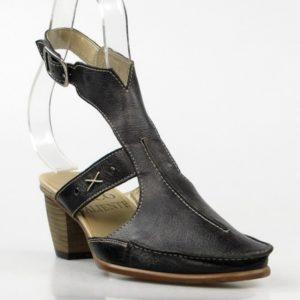 zapatos negros piel blanda.u544