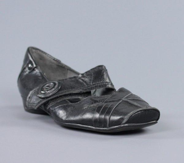 Zapatos planos negros.u842x