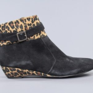 Botines leopardo.u918