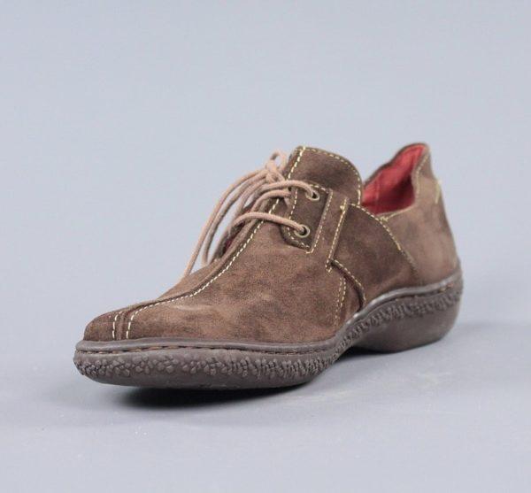 Zapatos marrones cordones.u937x