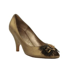 Zapatos bronce.t026x