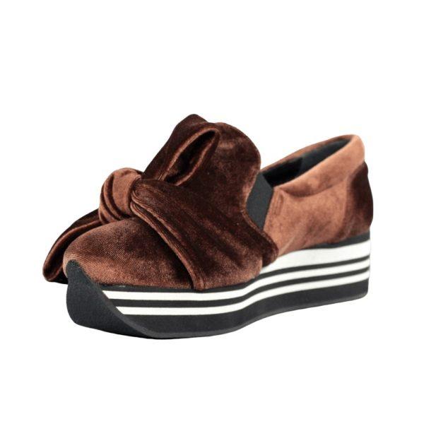 Zapatos macro lazo.t032xal
