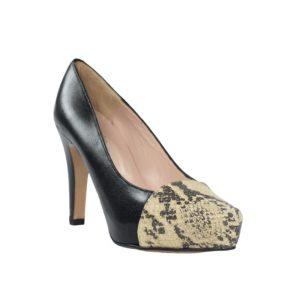 Zapatos puntera serpiente.t064xal