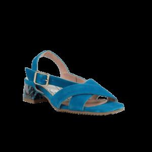 Sandalias azules del 37