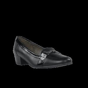 Zapatos baratos de tacón bajo